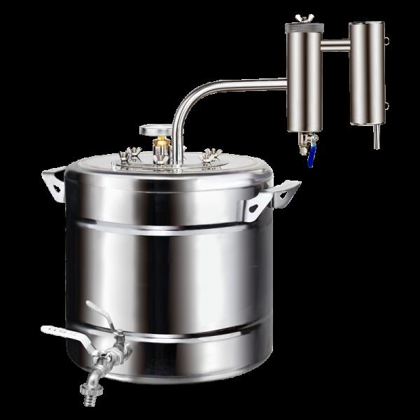 Производительные и надежные самогонные аппараты самогонный аппарат luxstahl мастер 20 литров